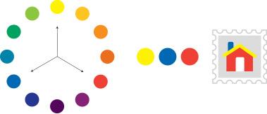カラーの配色3