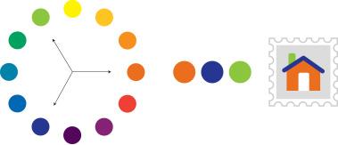 カラーの配色2